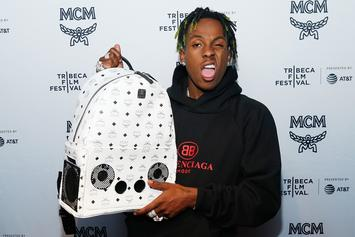 "Rich The Kid & Girlfriend Moving To ""Safer"" LA County After Robbery Scare"