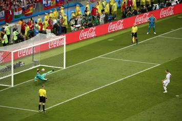 World Cup Hosts Russia Knock Off Spain In Penalties