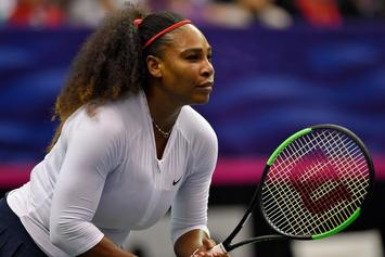 Serena Williams Secures A Win In First Wimbledon Match Since Becoming A Mom
