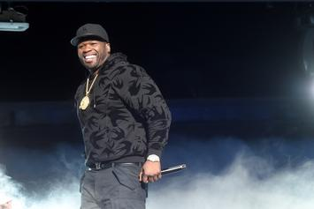 "50 Cent Disses Diddy & Revolt: ""What's That Sh*t You Got Called Again Puffy?"""