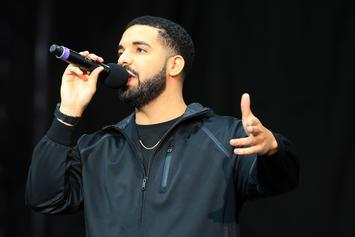 Drake's Studio Albums Are All Certified Platinum Or Higher