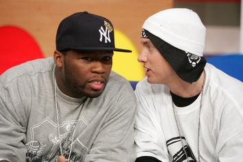 "50 Cent Teases Eminem's Lost ""Relapse 2"": ""We Collaborated On A Lot Of Joints"""