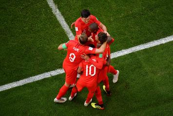 England Reaches World Cup Semi-Finals For First Time In 28 Years