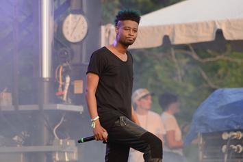"""Danny Brown Shares Hard-Learned Lesson: """"Never Spend 70k On Samples"""""""