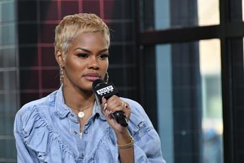 Teyana Taylor Says She Was Initially Nervous For Kanye West's Five Album Rollout