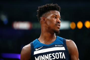 Jimmy Butler Rejects Timberwolves $110 Million, 4-Year Offer