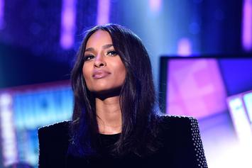 "Ciara Is The Latest Songstress To Serve ""Latex Goddess"" On Instagram"