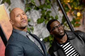 Dwayne Johnson, Kevin Hart & Seth Rogen Entertain The Idea Of Teaming For A Movie