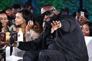 Rick Ross' Baby Mama Exposes Private E-Mails With Child Support Receipts