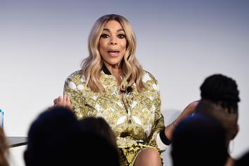 "Wendy Williams Says It's ""A Miracle"" She Was Able To Give Up Past Cocaine Addiction"