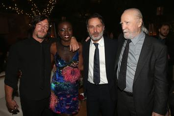 """""""Walking Dead"""" Creator Confirms Andrew Lincoln's Exit"""