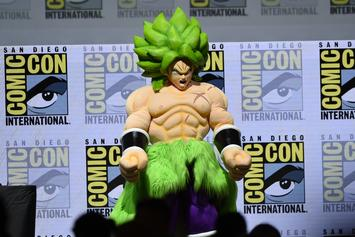"""""""Dragon Ball Super: Broly"""" Trailer Is Here & It's Epic"""
