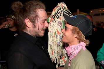 Post Malone Wants To Perform At Justin Bieber & Hailey Baldwin's Wedding