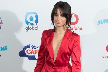 "Camila Cabello Proves She's A Star During ""GMA"" Park Performance"
