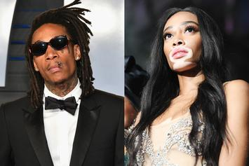 Wiz Khalifa & Winnie Harlow Are Boo'd Up & Carefree In Their Latest IG Post