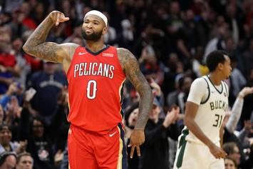 DeMarcus Cousins Unimpressed With His NBA 2K Rating