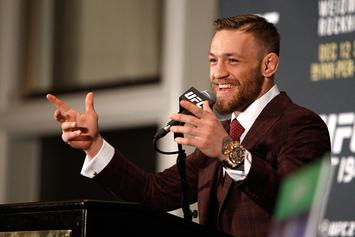 Conor McGregor Enters Plea Deal In Brooklyn Bus Attack