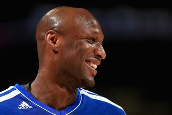 Lamar Odom To Resume Basketball Career In China