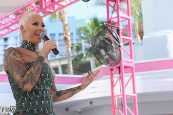 Amber Rose Responds To Anybody Clowning Her Accomplishments