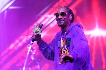 Snoop Dogg Uses Cardi B Meme To Troll Drake & Rihanna's Fizzled Romance