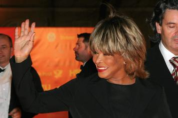 Tina Turner Spreads The Ashes Of Her Oldest Son, Who Committed Suicide
