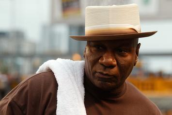 Ving Rhames Held At Gunpoint By Police Responding To An Alleged Burglary
