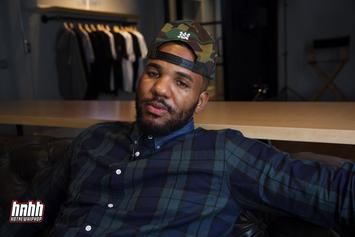 "The Game Challenges Chris Brown To A Dance-Off: ""Put Some Respek On My 2 Step"""