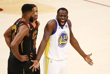 Tristan Thompson Allegedly Punched Draymond Green After ESPYs