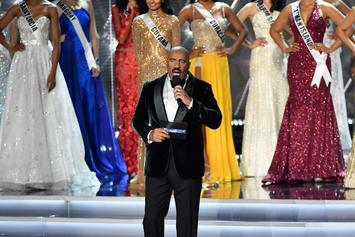 Steve Harvey To Return As 2018 Miss Universe Host