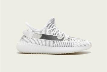 "Adidas Yeezy Boost 350 V2 ""Static"" Rumored For This Holiday Season"