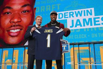 Chargers' Rookie Derwin James Confirms He Was Robbed At Gunpoint