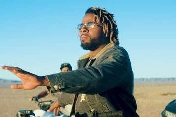 """Sage The Gemini Rides Around The Desert In New Video For """"4G"""""""