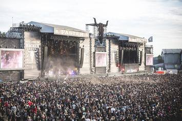 Elderly Men Escape Nursing Home To Attend Massive Heavy Metal Festival