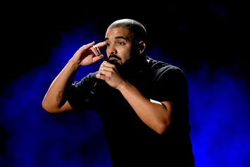 """Drake's """"Scorpion"""" Spends Fifth Week At No. 1 On Billboard 200"""