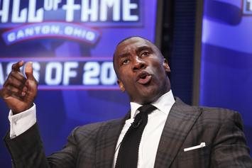 """Shannon Sharpe """"Disappointed"""" In Michael Jordan's Response To Trump"""