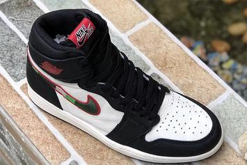 "Air Jordan 1 ""Sports Illustrated"" New Images Surface"
