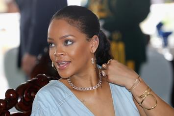 Rihanna To Receive Honorary Degree From The University Of The West Indies