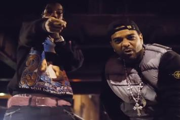"K$upreme & Jim Jones Team Up For New Video ""Dipflex"""