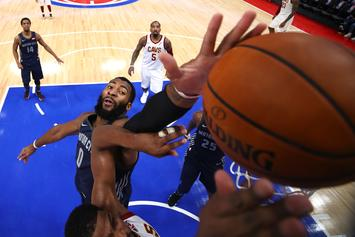 """Pistons' Andre Drummond Just Released His Very Own Rap EP """"FYI"""""""