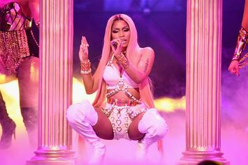 "Nicki Minaj Frets Over ""Ganja Burns"" Final Cut: ""I Hate How Long I Made The Hook"""