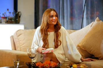 """Lindsay Lohan Apologizes For Saying Women In The #MeToo Movement """"Look Weak"""""""