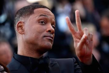 Will Smith Offering Fans A Chance To Party With Him On 50th Birthday