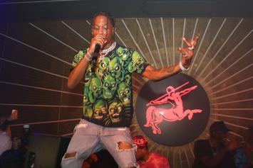 "Travis Scott Announces New ""Cactus Jack Collection"""