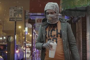 "Valee Drops ""Vlone"" Visuals Based On Self-Authored Novel"