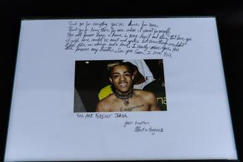"XXXTENTACION's ""?"" Goes Platinum Nearly Two Months After his Death"