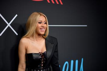 Cardi B Will Kick Off 2018 MTV VMAs For First Gig Since Pregnancy