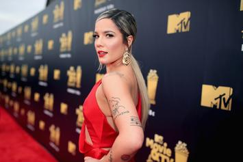Halsey Is A Bikini Babe Vacationing In Mexico