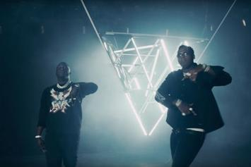 """Zoey Dollaz Drops Off New Video For """"Moonwalk"""" Featuring Moneybagg Yo"""