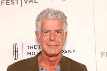 Anthony Bourdain Big-Screen Documentary In Development By CNN