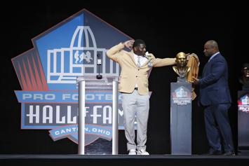 LaDainian Tomlinson's Welcome To The NFL Moment: An $18K Dinner Dash